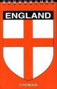 England Pocket Notepad